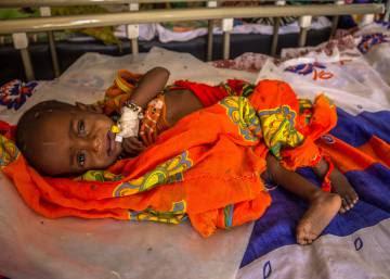 El hambre acecha a los refugiados de Boko Haram