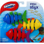 SwimWays Fish Styx - 3 fish