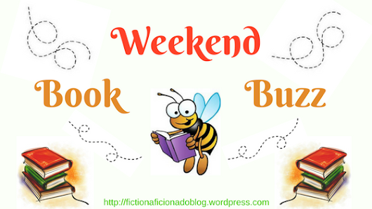 Weekend Book Buzz – 17/18 March 2018