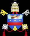 C o a Clemente XIV.svg