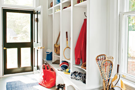 Mudrooms | Living Spaces | This Old House