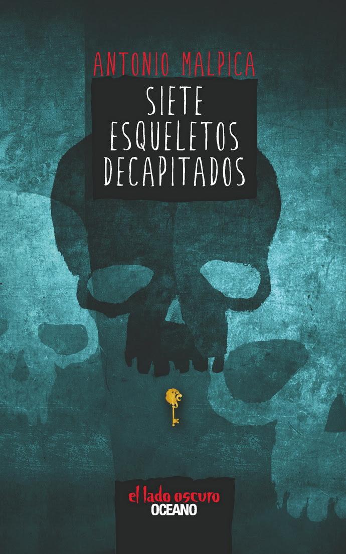 Siete esqueletos decapitados (2a edición)