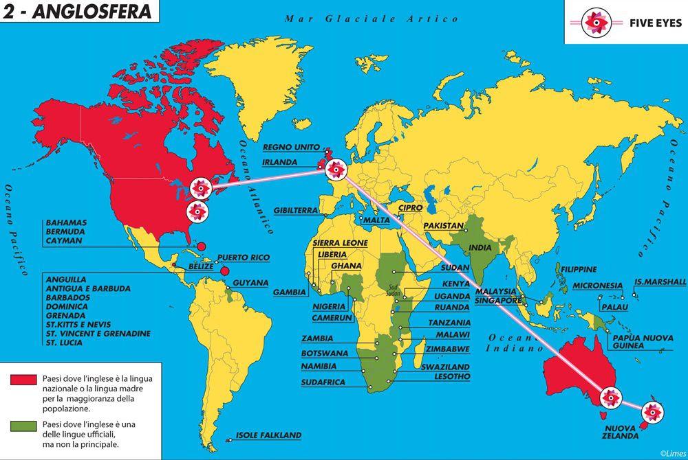 Risultati immagini per heartland geopolitica