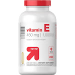 Vitamin E 1000IU Softgels - 200ct - Up&Up , Adult Unisex