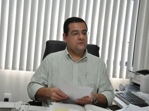 Promotor Wendell Bethoven  (Foto: Adriano Abreu/Tribuna do Norte)