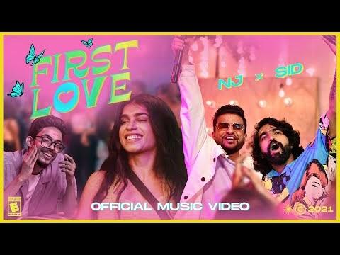 First Love Lyrics  (NJ) ।  Neeraj Madav