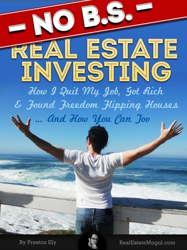 Amazon.com: No BS Real Estate Investing - How I Quit My Job, Got ...