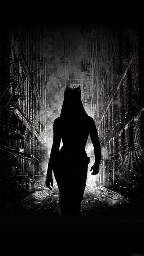 ab wallpaper catwoman walking dark papersco