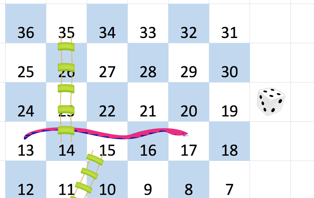 Massive Algorithms: LeetCode 909 - Snakes and Ladders