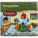 Celestial Seasonings Sleepytime Herbal Tea, Caffeine Free, Bags - 40 tea bags, 2.1 oz