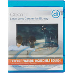 Digital Innovations CleanDr for Blu-ray Laser Lens Cleaner - Cleaning DVD/Blu-ray disc