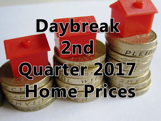 Low Inventory Levels Continue to Drive up Daybreak Home Prices in the 2nd Quarter 2017  - Daybreak Homes & Real Estate