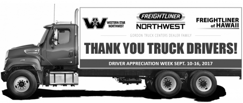 Driver Appreciation Week 2017 – News and Events