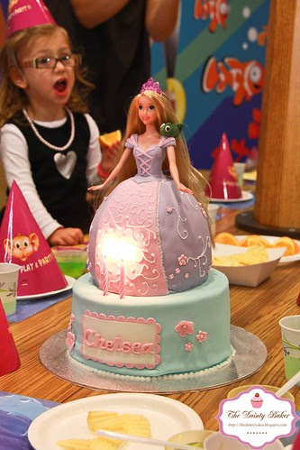 Rapunzel Barbie-9