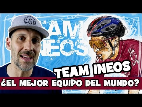 TEAM INEOS 2020 ¿POSIBLEMENTE EL MEJOR EQUIPO DEL MUNDO?... - Alfonso Blanco