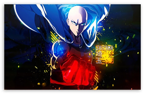 Download 930 Wallpaper 3d One Punch Man Gratis Terbaru