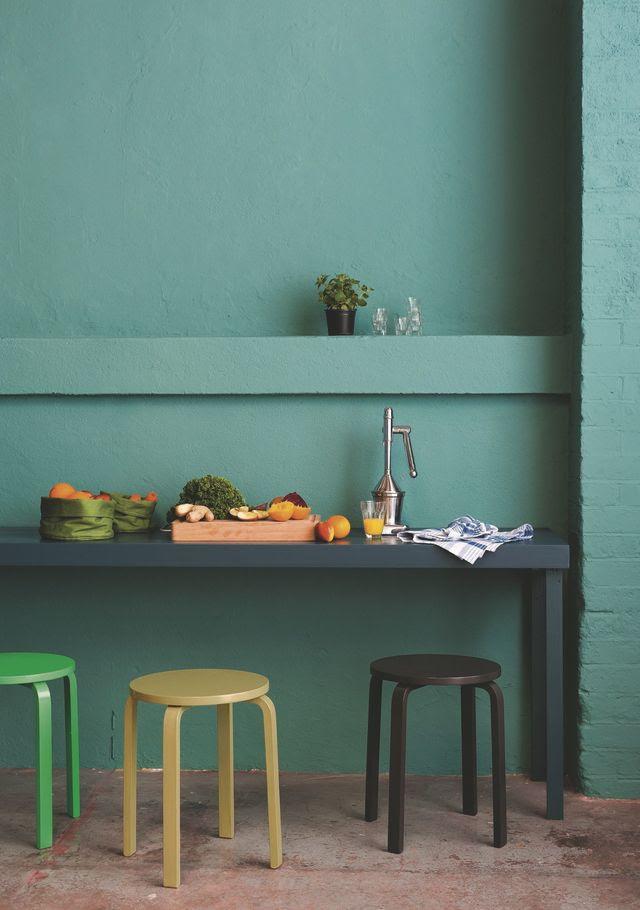 Peinture Verte Déco Pastel Claire Profonde Côté Maison