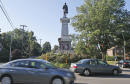 Injunction barring Richmond from removing monument tossed