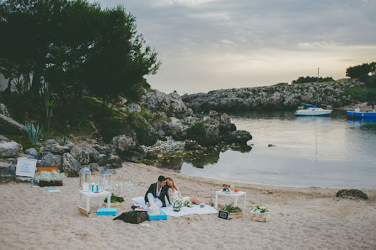 Inspiration: Un elopement in Puglia | Wedding Wonderland