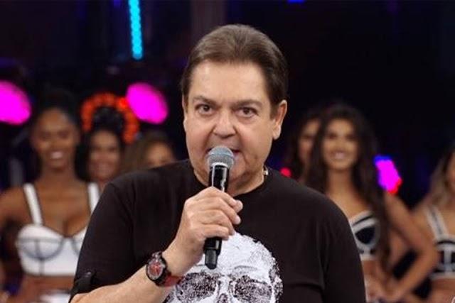 """""""Estreio meu novo programa em janeiro"""", diz Faustão ida para Band; contrato de 5 anos"""