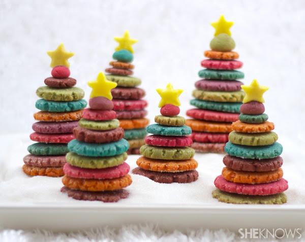 Stack cookies