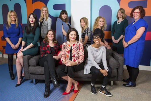 PRWeek and Women in PR kick off 2017 Mentoring Project