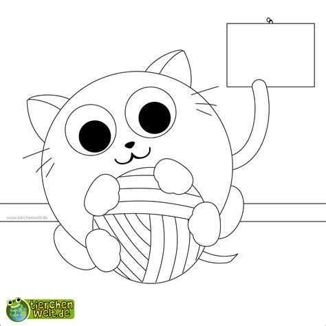 malvorlagen katze - kostenlose malvorlagen ideen