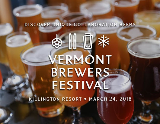 Don't Miss The 2018 Vermont Brewers Festival At Killington