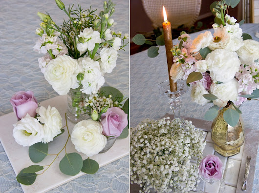 Bride to Be Guest Blogger: Our DIY Wedding Centerpieces | Capitol Romance ~ Real DC Weddings