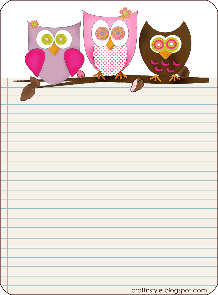 1000+ images about printable stationary on Pinterest | Note paper ...