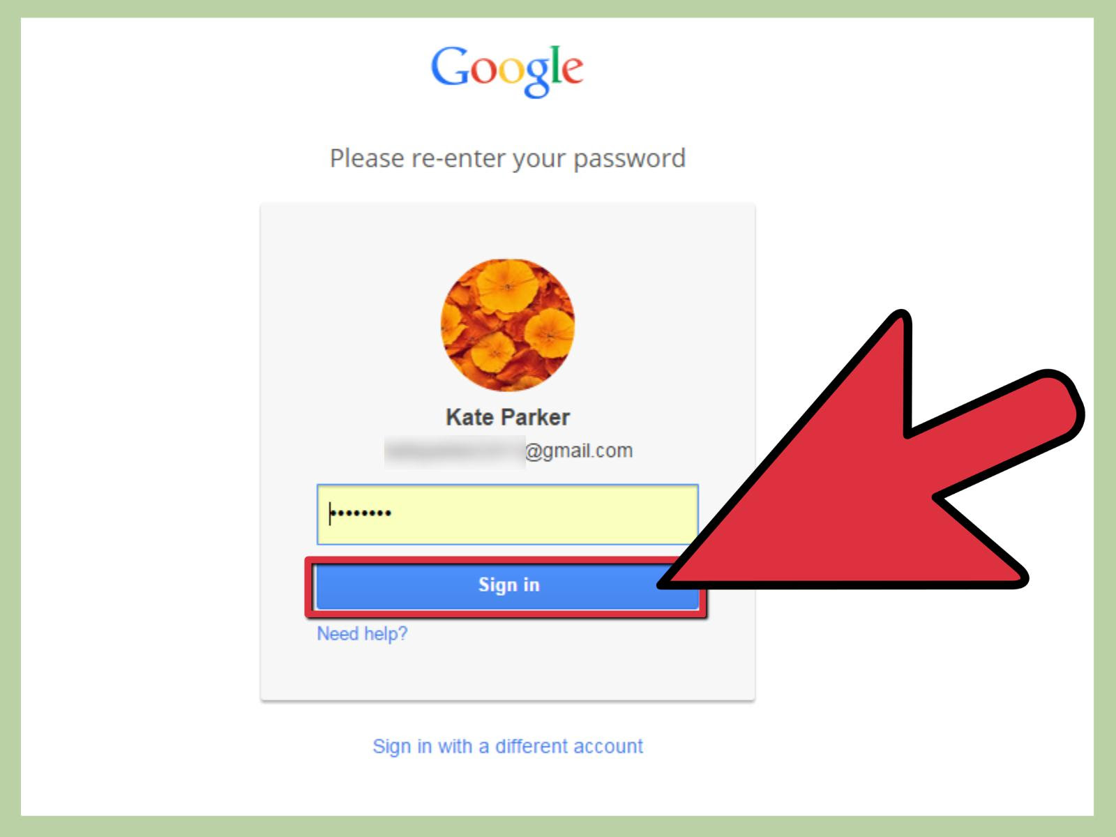 How to Change Your Google Password: 10 Steps (with Pictures)