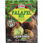 Ziyad Falafil Mix, Vegetable Burger - 12 oz
