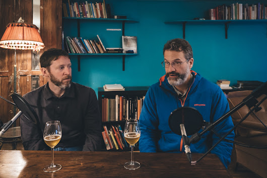 EP002 | Rob Tod and Jason Perkins of Allagash Brewing Co.