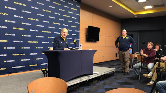 Michigan basketball's John Beilein talks about surgery