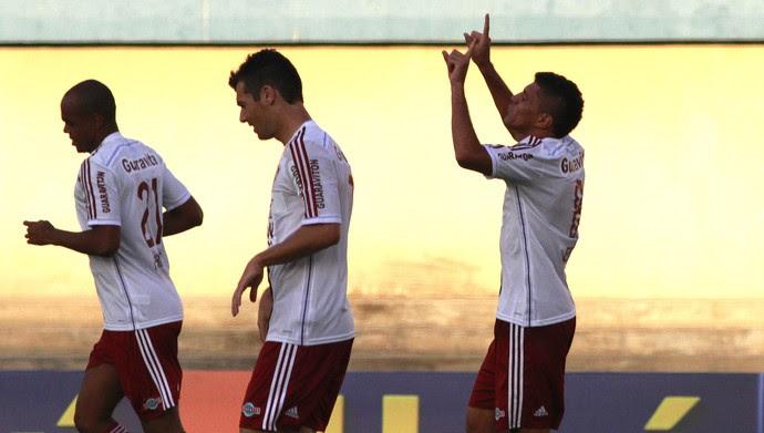 Edson Goiás x Fluminense (Foto: Nelson Perez/Fluminense F.C.)
