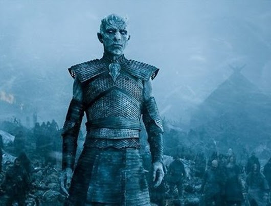 Global Freezing: Environmental Apocalypse in Game of Thrones