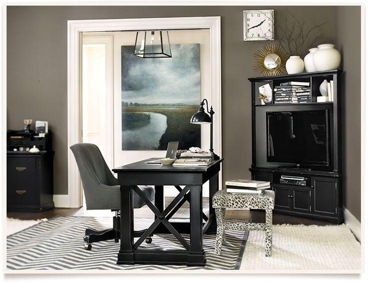 Bradley Home Office  I  ballarddesigns.com