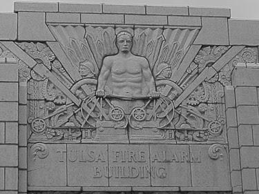 Tulsa Fire Alarm Building