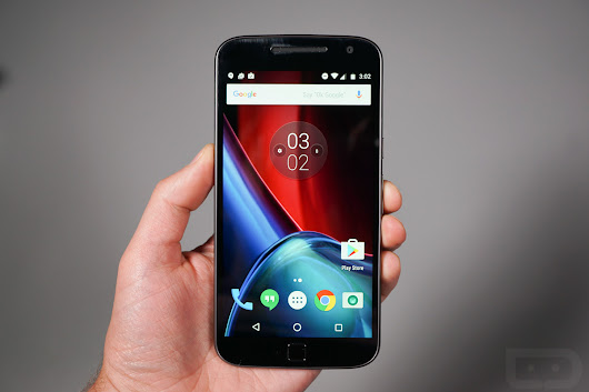 Deal: Pick Up a Moto G4 Plus for $160 in Black or White, Save $70 | Droid Life