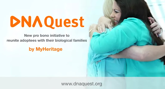 Introducing DNA Quest: New pro bono initiative to reunite adoptees with their biological families