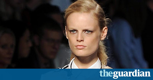 Model Hanne Gaby Odiele reveals she is intersex | World news | The Guardian