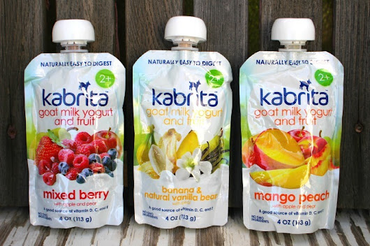 A Tasty Alternative for Kids with Cow Milk Intolerance: Kabrita Goat Milk