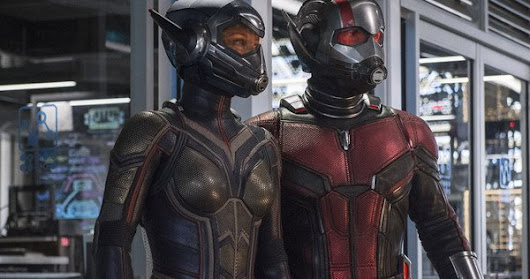 Antman & The Wasp Come join us at the movies on... - Swancon 2019
