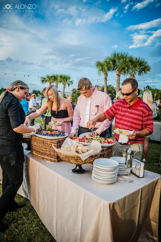 Destin Weddings | Celebration Hall | Wedding Food Dilemma