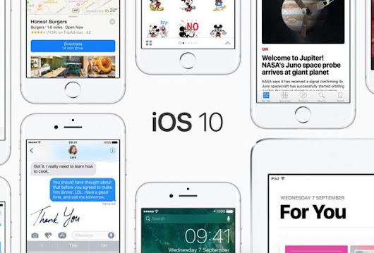 Apple iOS 10.2.1 Release Admits To Serious Problems