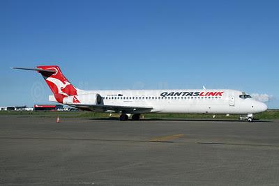 QANTAS Link-Cobham Aviation Services Australia Boeing 717-231 VH-NXN (msn 55095) BNE (Peter Gates). Image: 908108.