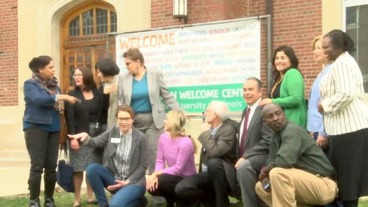 New Welcome Center in C-U to Help Support Immigrants