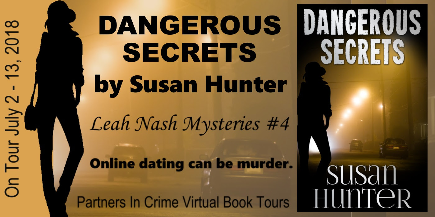 Dangerous Secrets by Susan Hunter Banner