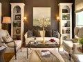 single mobile home living room ideas