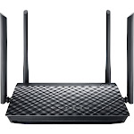 ASUS RT-AC1200 Wireless Router - 1167 Mbps - 2.4 GHz / 5 GHz - 802.11b/a/g/n/ac